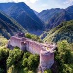 poenari-citadel-vidraru-dam-transfagarasan-1