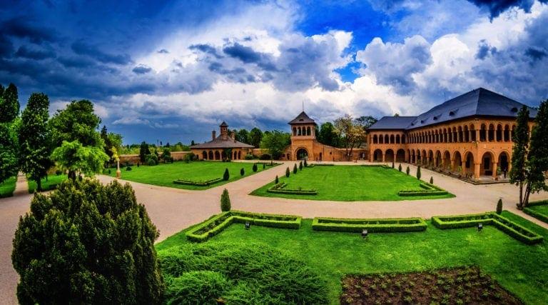 Mogosoaia palace – Snagov monastery – Caldarusani monastery