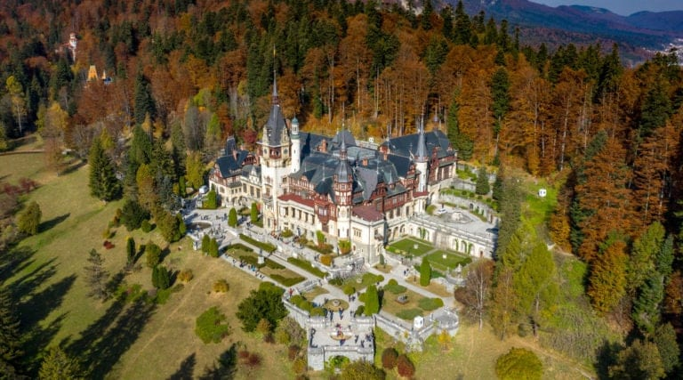 Peles castle – Bran Castle